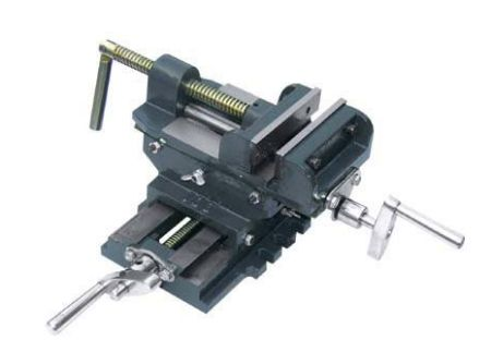 Finds: Northern Tools Cross Slide Drill Press Vise