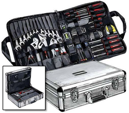 Finds The Anything But Basic Home Tool Kit
