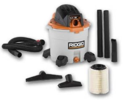 finds: ridgid's 12 gallon wet/dry vac | toolmonger