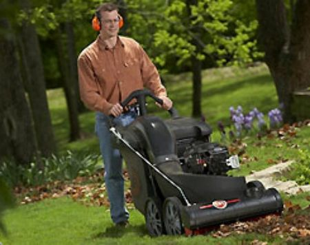 Finds Dr S Walk Behind Lawn Vacuum Toolmonger
