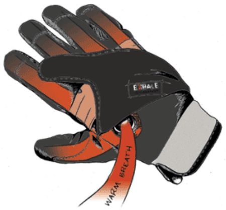 GORGONZ PRO-EXHALE GLOVES : Marketplace DIY Network - Browse