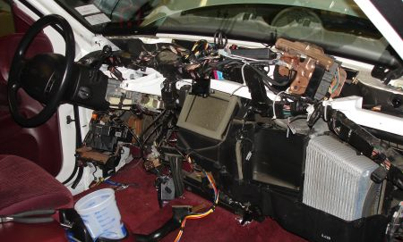 Ford F150 Heater Core Swap Part 2