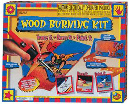 wood burning supplies