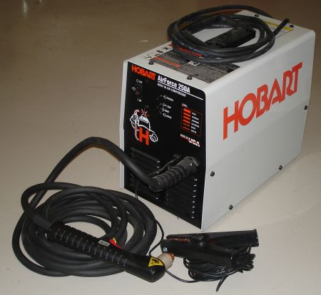 hobart plasma cutter on hobart s airforce 250a plasma cutter toolmonger 29176