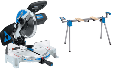 Delta shopmaster saw and Stand $50 gift card