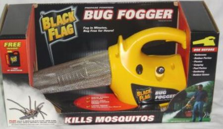 Propane-Powered Bug Fogger