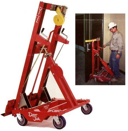The Easy Way To Install Commercial Doors  sc 1 st  Toolmonger : cart door - Pezcame.Com