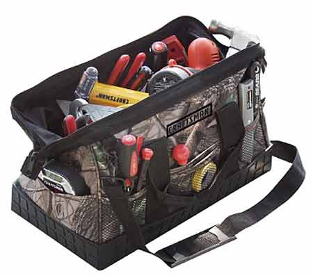 Craftsman Camo Toolbag
