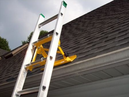 Stabilize That Ladder Save Your Back Toolmonger