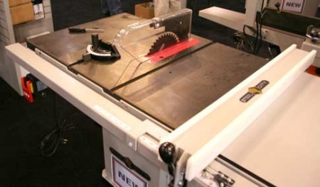 A Granite Topped Table Saw