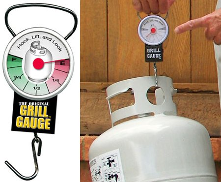 The Original Grill Gauge