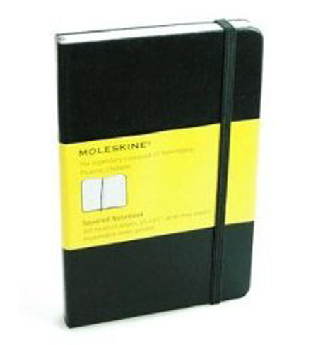 Moleskine Pocket Square Notebook