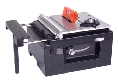 MICROLUX® TILT ARBOR TABLE SAW