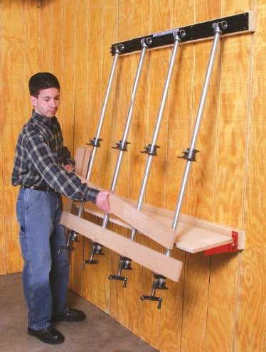 Woodwork Wood Clamping Systems PDF Plans