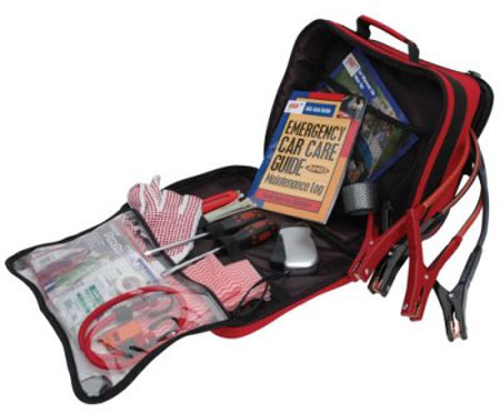 AAA 70 Piece Road Assistance Kit