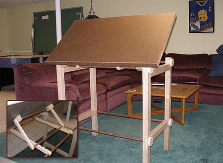 Bim Wood Project Knowing Drafting Table Design Diy