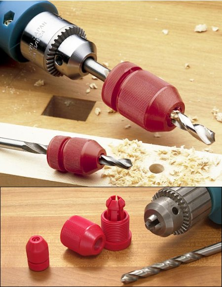 Adjustable Plastic Drill Stops