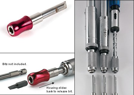 Hex Adapter For Yankee Screwdrivers