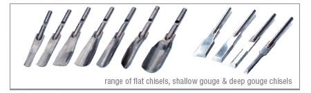 Power Chisel Chisels
