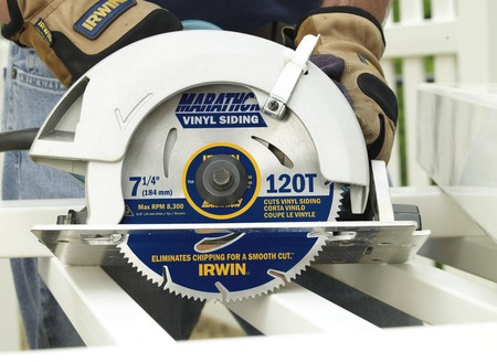 Irwins new vinyl siding circ saw blade toolmonger irwins new vinyl siding circ saw blade greentooth Gallery