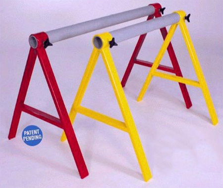 Sawhorses On Pinterest Folding Sawhorse Saw Horses And