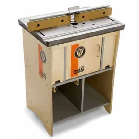 Benchdog ProMax Complete Router Table System