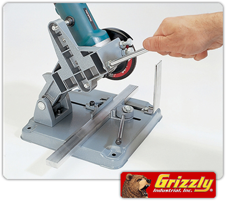 grizzly grinder stand