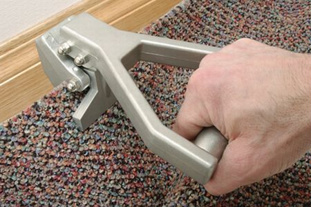 carpet pulling machine