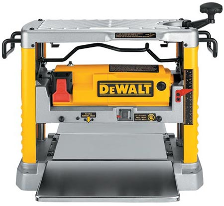 portable thickness planers