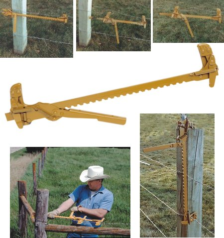 Mend Your Fences With A Fence Stretcher | Toolmonger