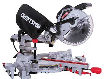 Craftsman 10 in. Sliding Miter Saw