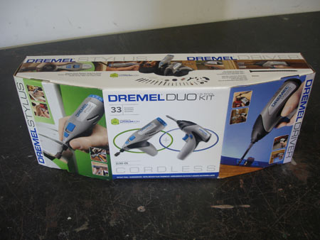 Ct Dremel Duo Kit 7 2v Cordless Stylus And Driver 35