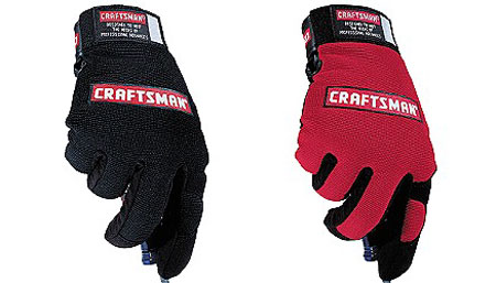 Craftsman Mechanics Gloves