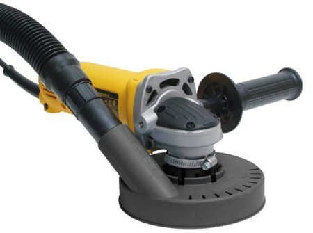 Dust Control For Your Angle Grinder Toolmonger