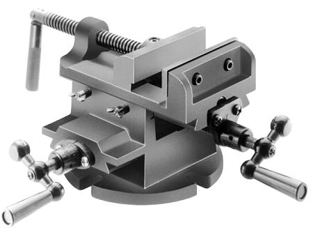 Cross Slide Vise for Drill Press