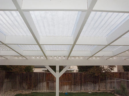 Great The Level Of Our Readersu0027 Projects Never Fails To Surprise Us U2014 Case In  Point, This Sweet Patio Cover That Reader Ethernectar Constructed Just In  Time For ...