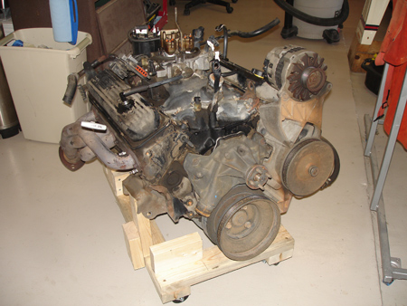 VW Engine Stand Plans further Homemade Engine Test Stand Plans ...
