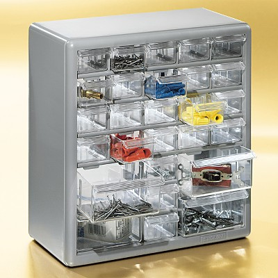 Sears Is Selling This Stack On 27 Drawer Storage Cabinet For $7, Which  Isnu0027t Much More Than Youu0027d Pay For A Used One. If You Donu0027t Need A Few  Extra Storage ...