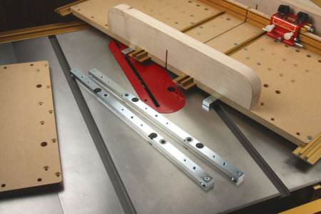 Incra Miter Sliders For Precision T Slot Jigs Toolmonger