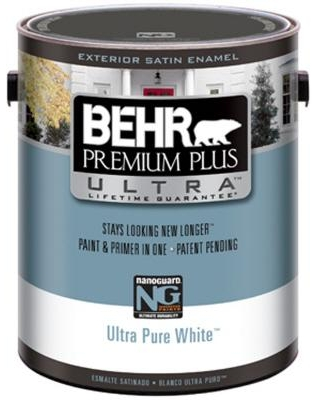 behr premium plus ultra paint and primer in one toolmonger. Black Bedroom Furniture Sets. Home Design Ideas