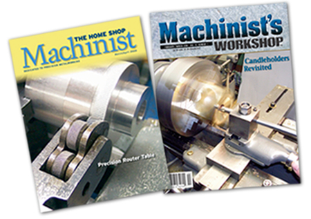 A Good Read: Home Shop Machinist Magazine | Toolmonger