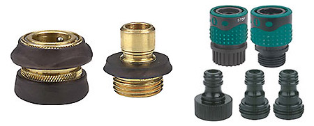 Incroyable Since Itu0027s The Middle Of August, Watering Is On Our Minds. Looking At Garden  Hose Quick Connectors ...