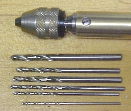 Yankee No 41 Push Drill Shank Adapter Toolmonger