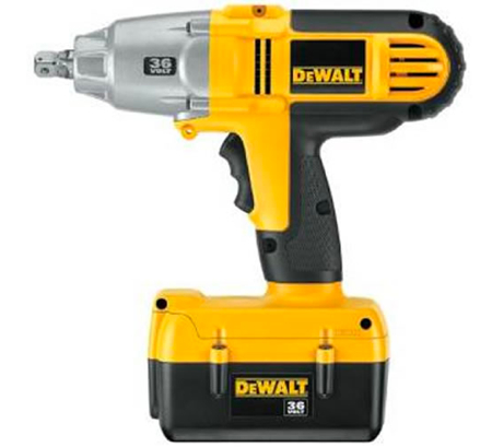 Cordless Electric Impact Drivers Allow Everyday Mechanics To Access The