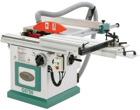 A Sliding Table Saw Sized For Your Shop Toolmonger