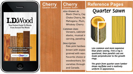 Identify Wood and Grains With Your iPhone | Toolmonger