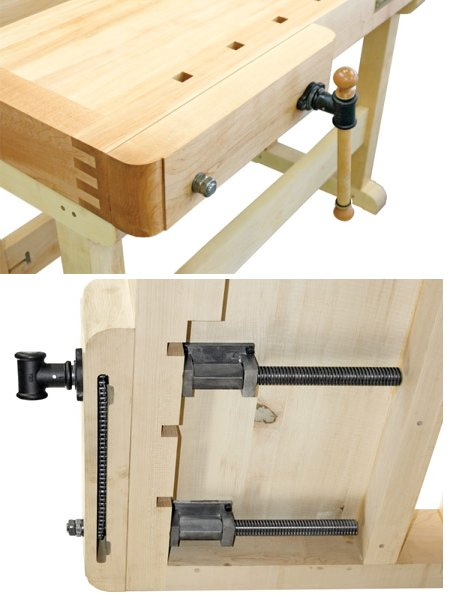 woodworking bench vice screw | Quick Woodworking Projects