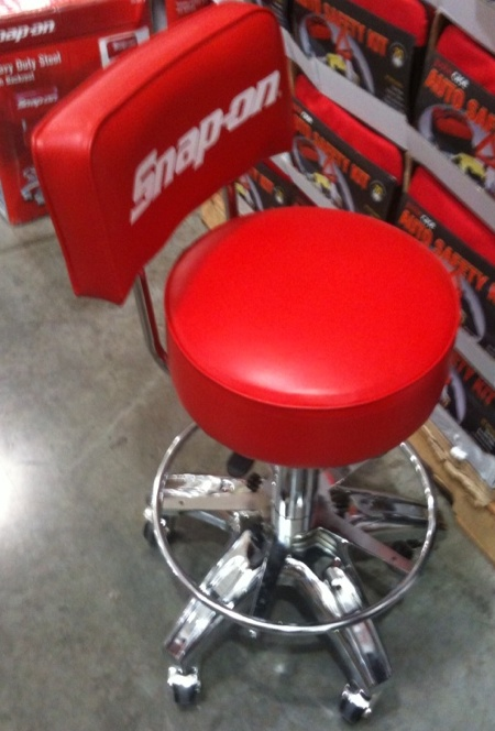 Snap On Stool The Garage Journal Board