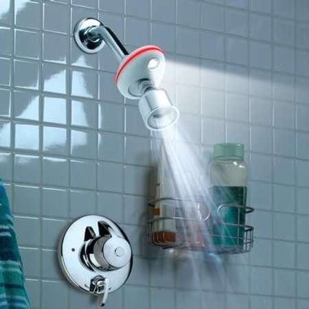 Its Just Cool Water Powered Shower Light