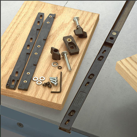Zeroplay Guide Bars For Miter Slots Toolmonger